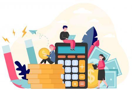 Binarium में लॉगिन और पैसे कैसे जमा करें