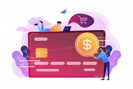 Binarium पर पैसे कैसे जमा करें?