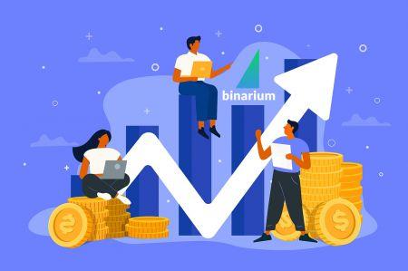 Come fare trading su Binarium per principianti