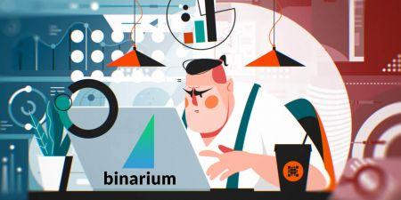 Come creare un account e registrarsi con Binarium