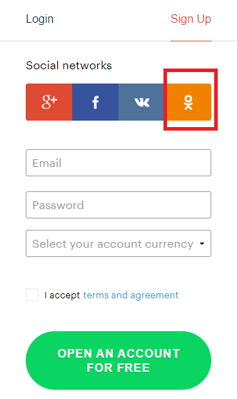 How to Sign Up and Login Account in Binarium